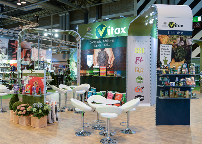 Vitax Exhibition Stand Image 2