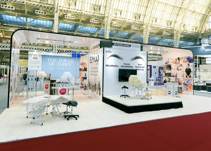Embo Exhibition Stand 1