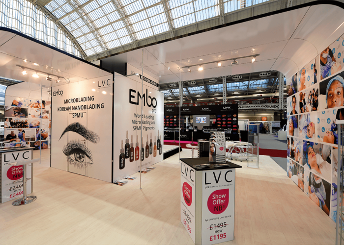 Embo Exhibition Stand 2