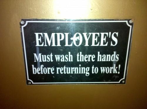 Funny Grammar Error