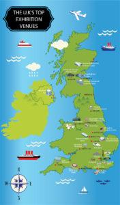 Britain's Trade Show Venues