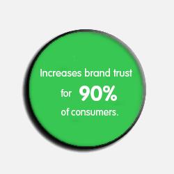 90% trust