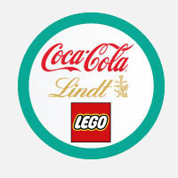 Logos with custom type