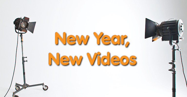 New Year, New Videos….
