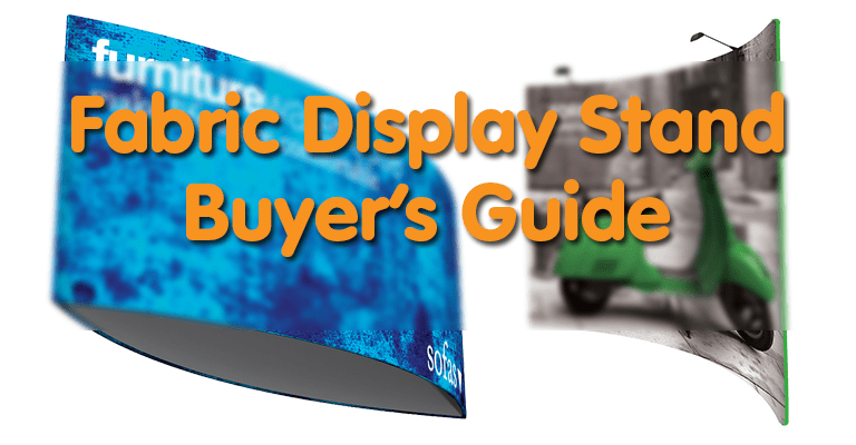 Fabric Display Stand Buyer's Guide