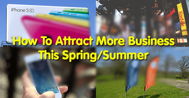How SMEs Can Attract More Business This Spring/Summer