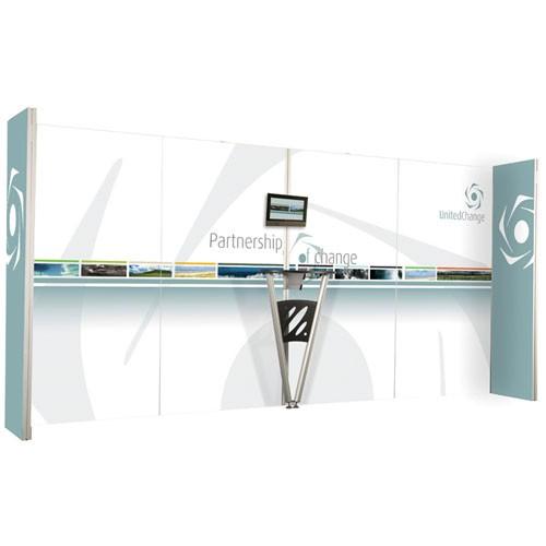 Vector modular displays