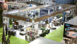 Akula Living Exhibition Stand Grand Designs