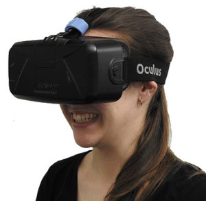 VR headset Trade Shows