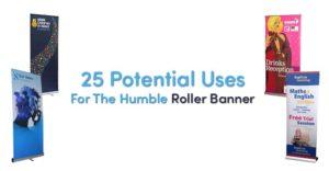 25 roller banner ideas