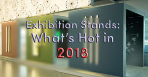 Stand Design Trends 2018