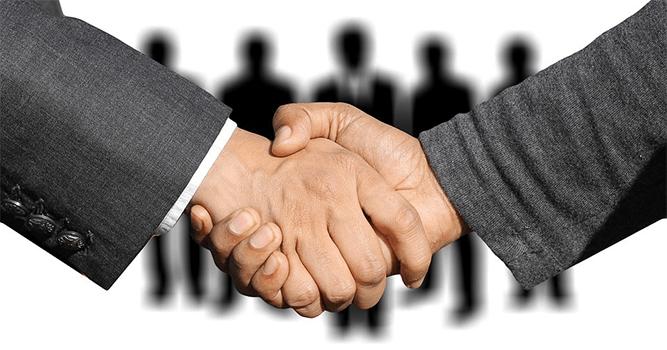 trade shows build trust