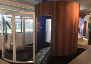 Intimate Exhibition Stand