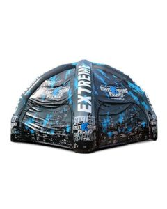 Inflatable event igloo