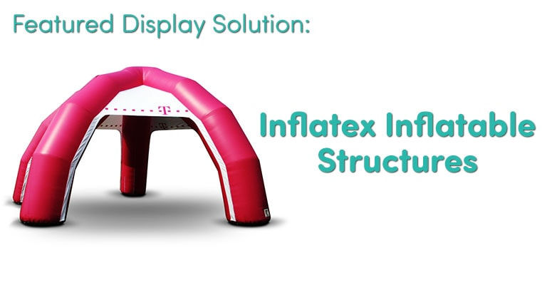 Inflate Your Business With The All New Inflatex Range
