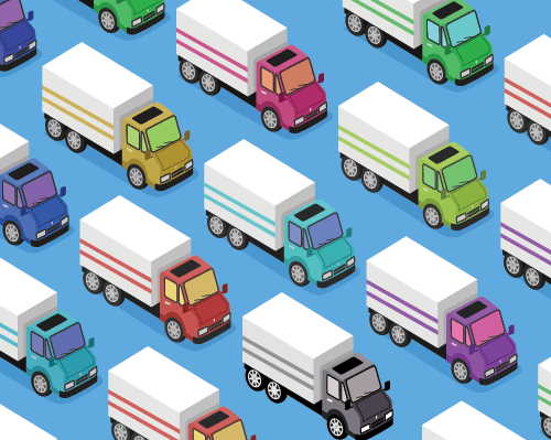 Choosing the right supplier - lorries