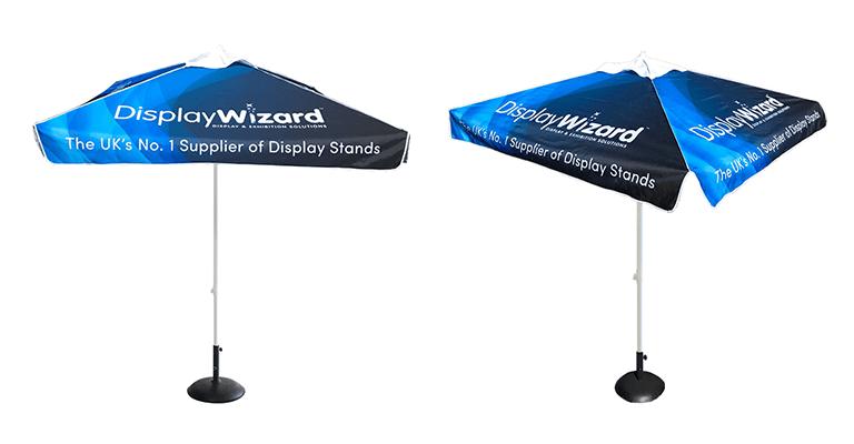 Introducing Custom-Printed Parasols