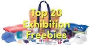 Top Exhibition Freebies