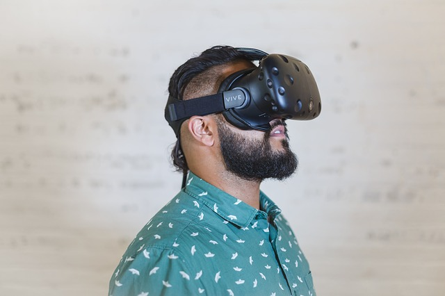 Trade Show VR Headset