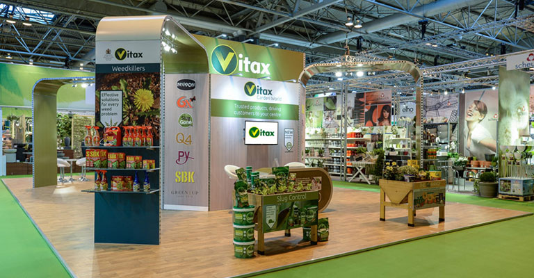 Innovative Exhibition Stand Ideas for your next Event